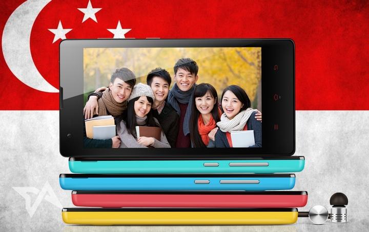 Xiaomi Redmi Singapore launch