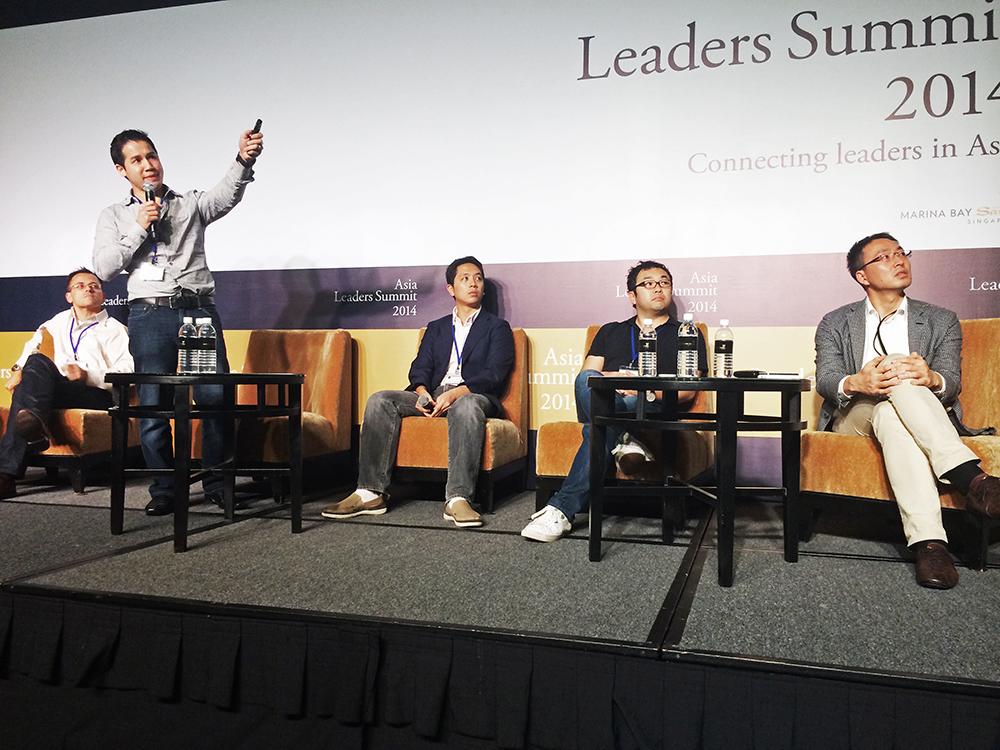 Asia Leaders Summit Paul Srivorakul