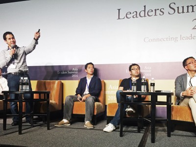 Startups in Asia: change has come, and it's never going to be...