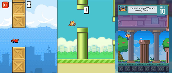 flappy bird alternatives