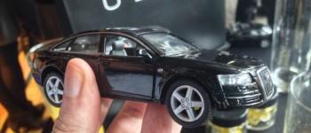 uber model car
