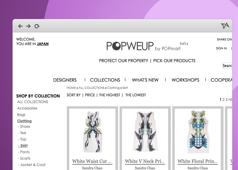 14 online fashion stores for Hong Kong shoppers