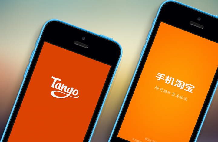 Why did Alibaba invest $215 million in Tango when no one in China uses Tango?