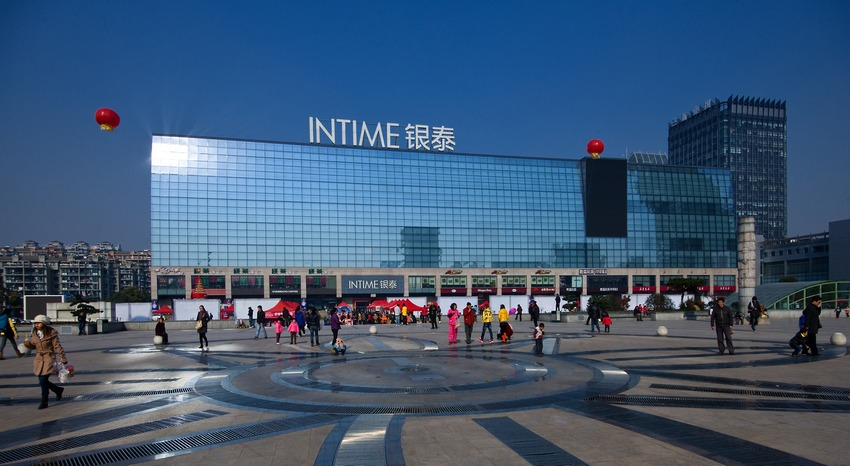 Alibaba invests $692 million in Chinese department store chain to fuse offline and online shopping