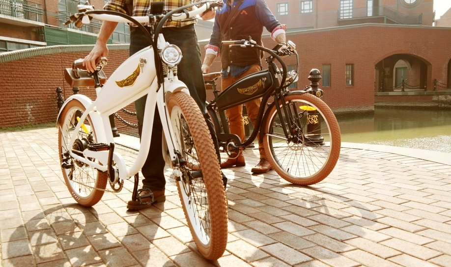 Hong Kong startup makes stylish ebikes for global market