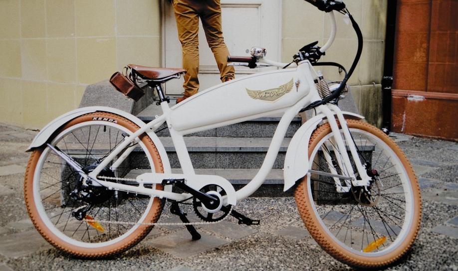 Hong Kong startup makes stylish ebikes for global market
