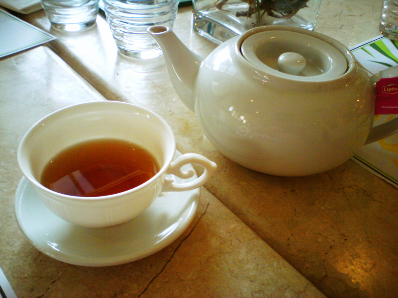 Darjeeling tea - Teabox