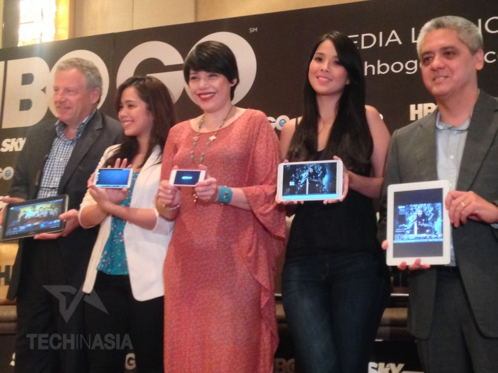 HBO GO Launch Philippines