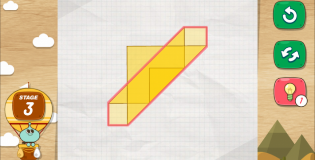 Lets Fold origami game for Android