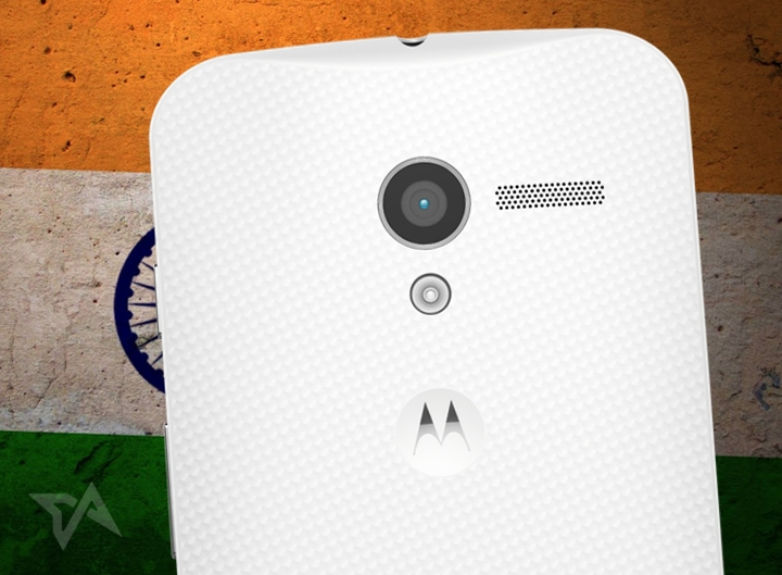 Moto X makes India debut exclusively on Flipkart