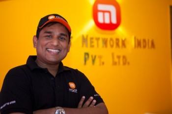 Mxit India CEO Sam Rufus