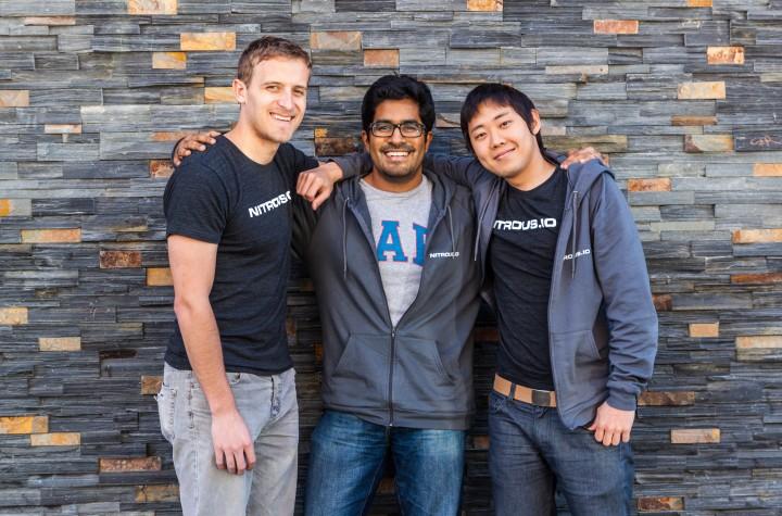 Nitrous.IO Co-founders
