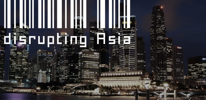 6 awesomely disruptive companies you'll meet at Startup Asia Singapore