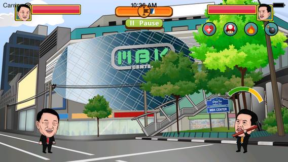 Thai fight game