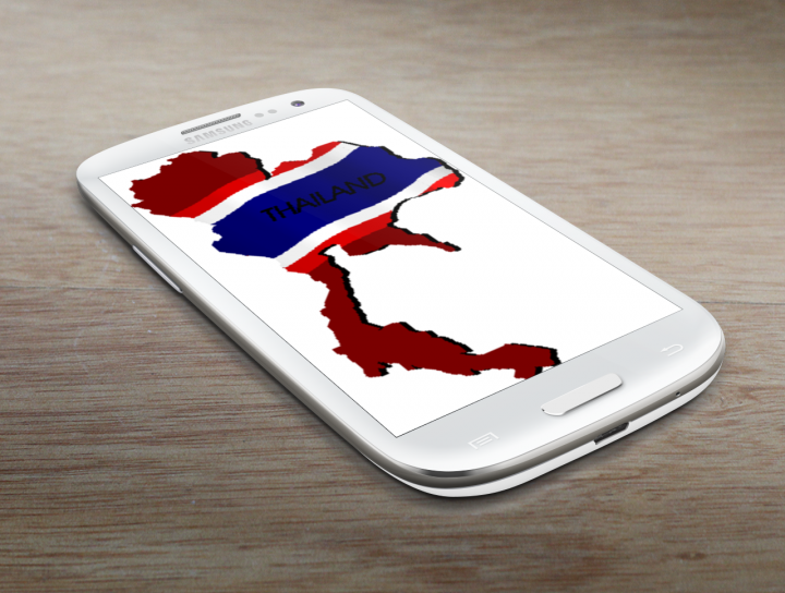 Thailand mobile subscribers