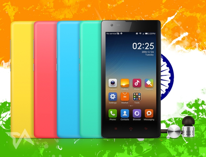 Xiaomi's chances in India