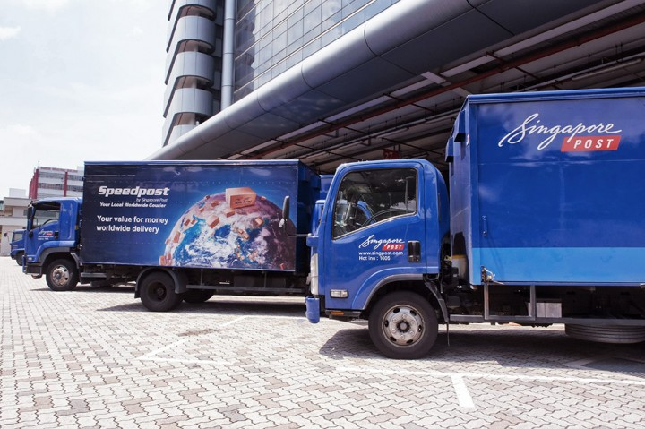 singpost sp ecommerce delivery