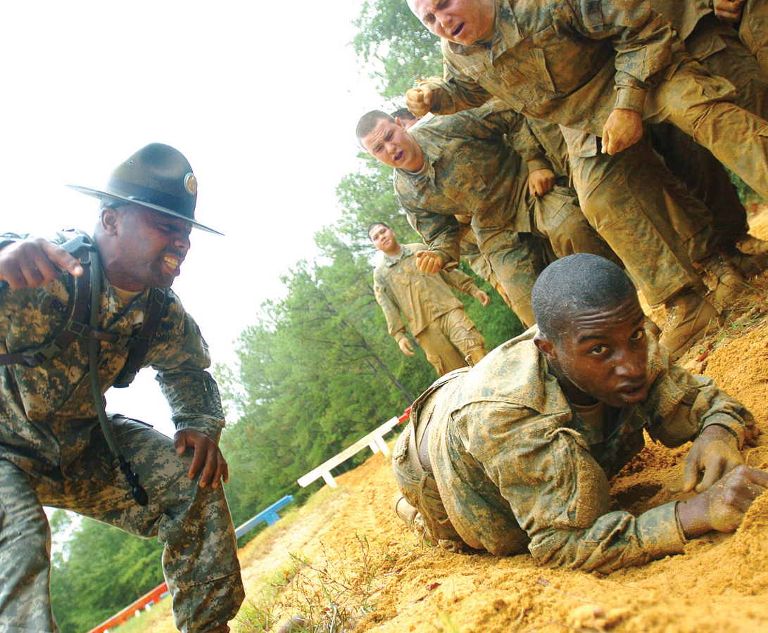 us army bootcamp