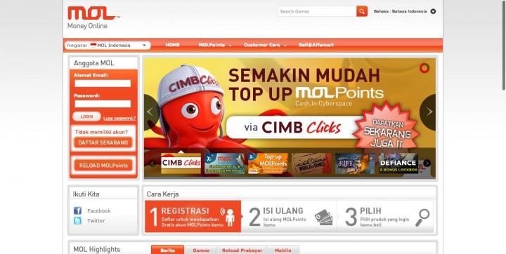 website-mol