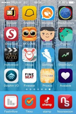 Thai startup apps