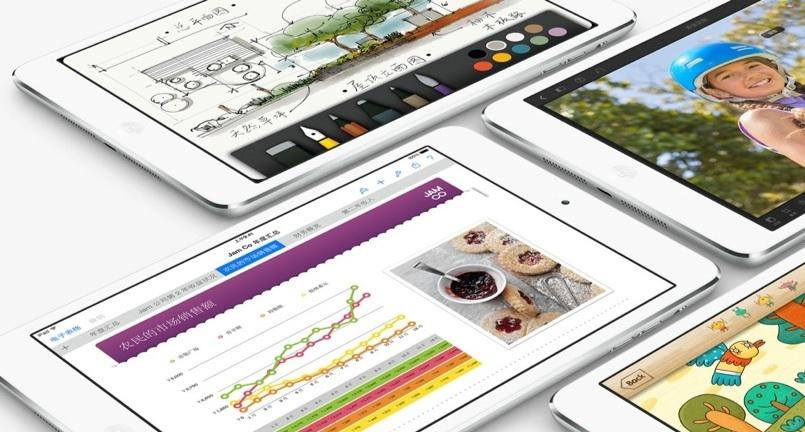 Apple brings 4G-enabled iPad Air and iPad Mini to China