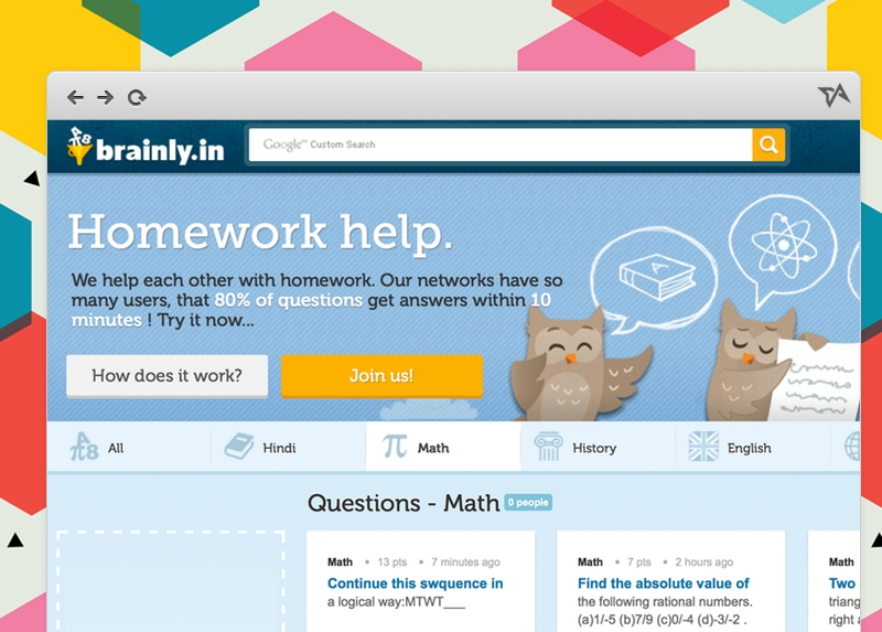 Crowdsourced homework helper Brainly brings the answers to Asia
