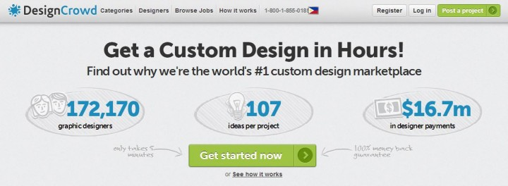 Crowdsourcing marketplace DesignCrowd expands to