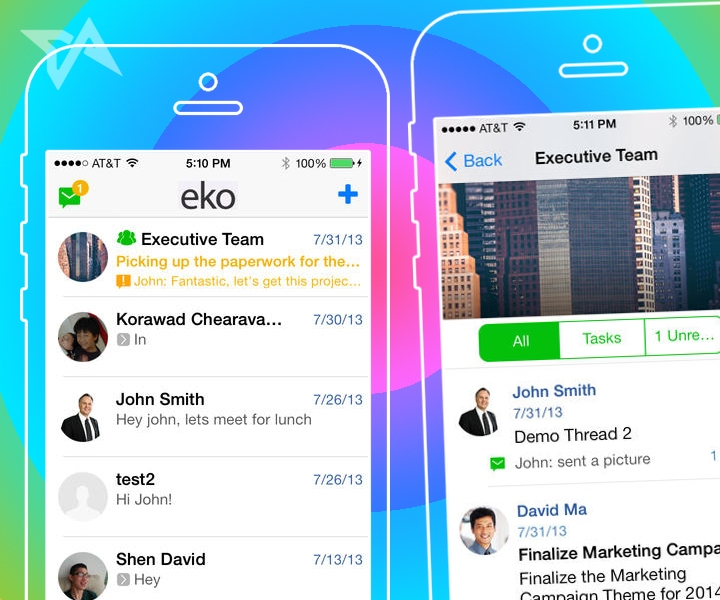 Business messaging app Eko gets seed funding from 500 Startups
