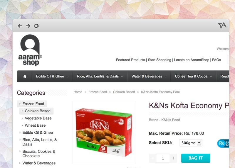 Online grocery shopping on the rise in Pakistan