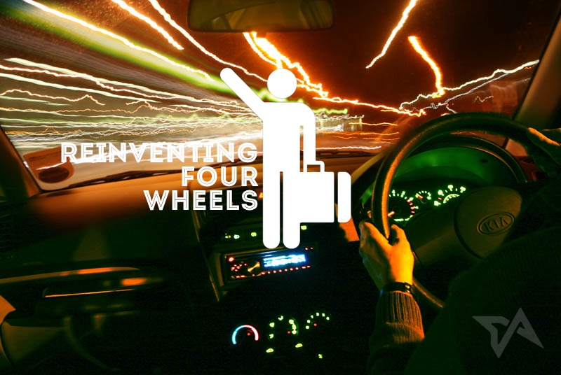 Reinventing four wheels - 14 apps that are changing the way we get around