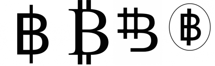 Should Bitcoin Use The Same Symbol As Thailands Currency