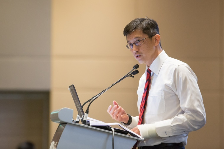Singapore minister Teo Ser Luck envisions Asia as the next Silicon Valley