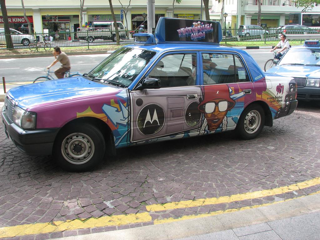 comfort taxi