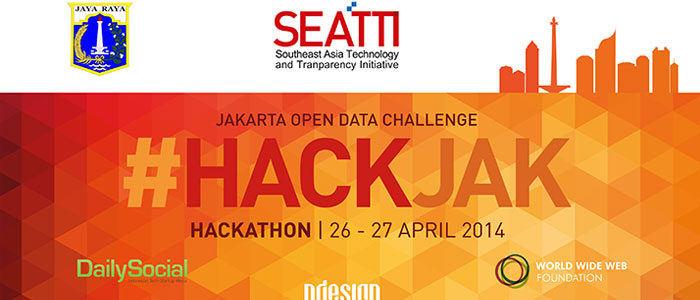 Jakarta government held its first hackathon, here are the winners