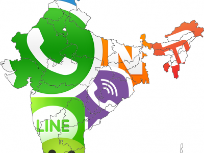Despite WhatsApp's dominance in India, investors still bet on...