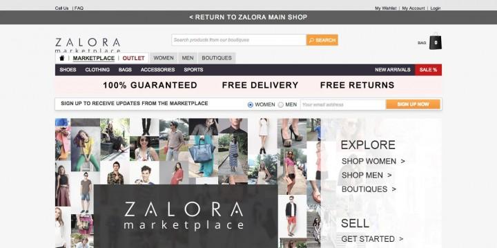 zalora-marketplace