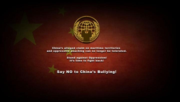 Anonymous Philippines China