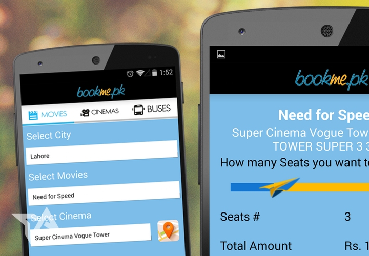 BookMe wants to dominate online ticketing in Pakistan, starting with movie tickets