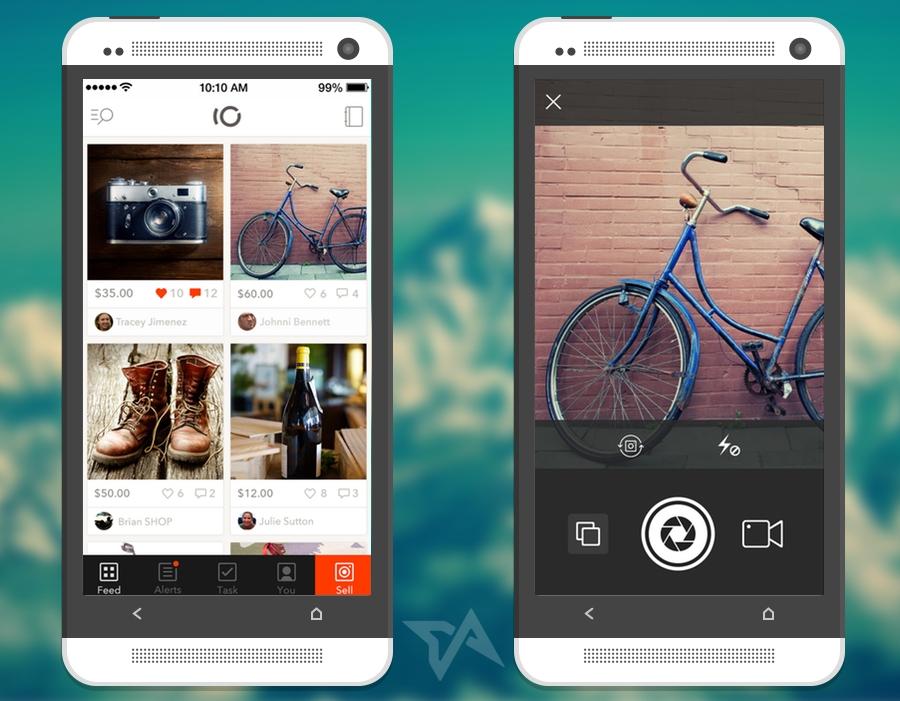 Flea market app 10sec gets funding ahead of launch