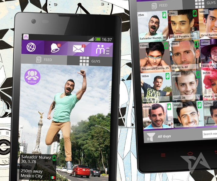 Gay flirting app Moovz pulls in $1.4 million to help it chat up more new users