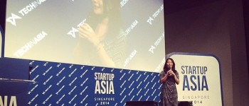 Highlights from day 1 morning sessions at Startup Asia Singapore 2014