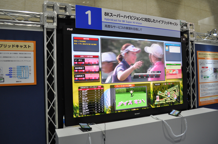 Hybridcast NHK