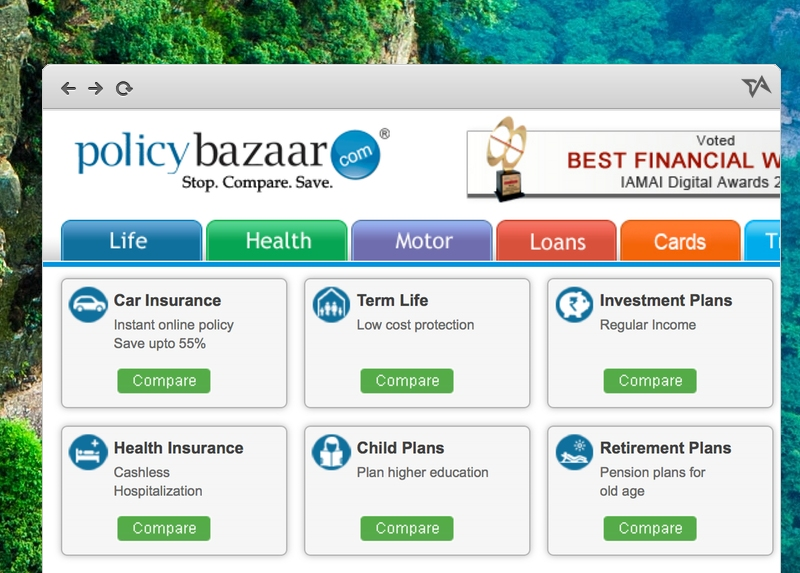 India's PolicyBazaar raises $20 million to boost insurance products comparison portal