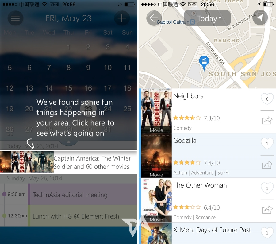 Major gaming company branches out into apps, launches socially-connected Kiwi Calendar app