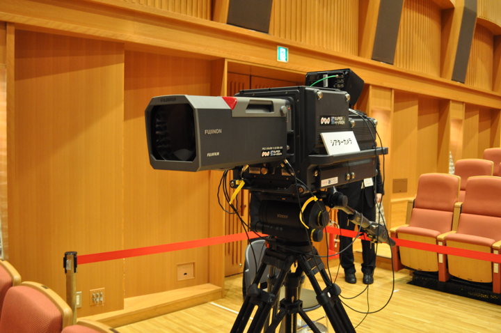 NHK 8K Theater Camera