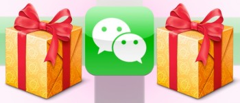 WeChat social gifting