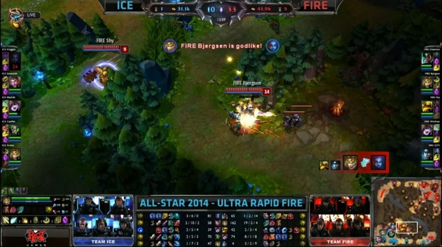 League of Legends 2014 All-Star wrap-up, day one