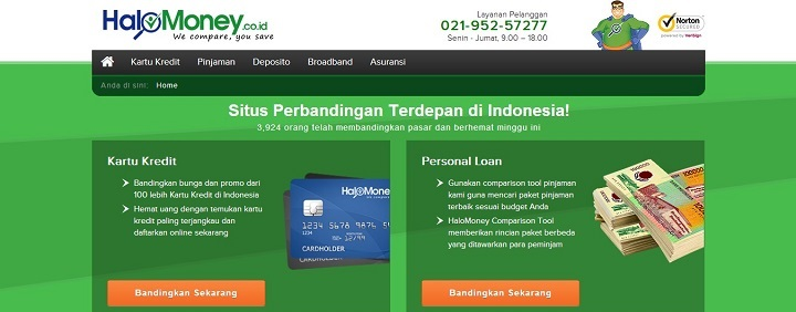 HaloMoney Indonesia