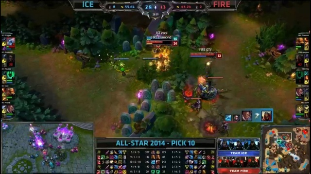 League of Legends 2014 All-Star wrap-up, day three