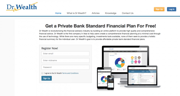 Stumped on how to manage your finances? This startup gives you a financial plan for free